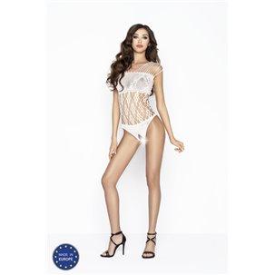 Body blanc BS035 - Taille unique Passion