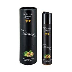 Huile de massage Fruits Exotiques 59ML Plaisir Secret