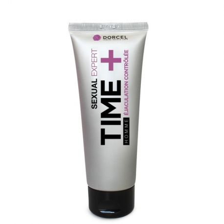 Crème Retardante Time + Dorcel